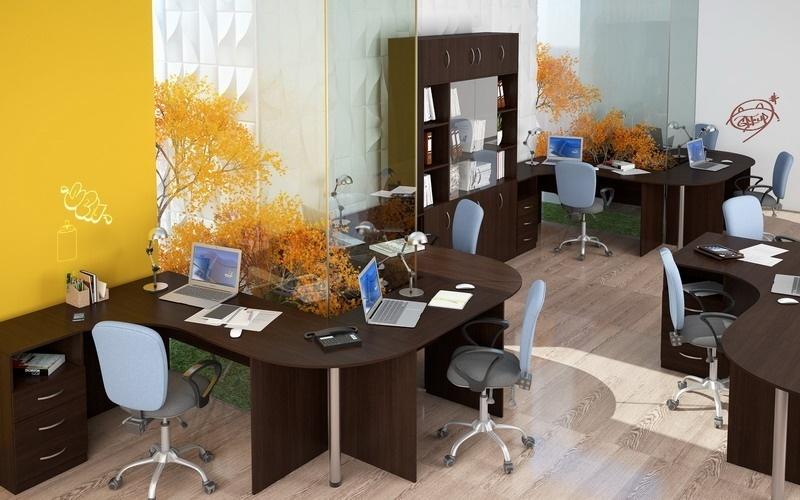 Офисные настольные экраны, перегородки на стол для офиса. 0bbf90e4af9